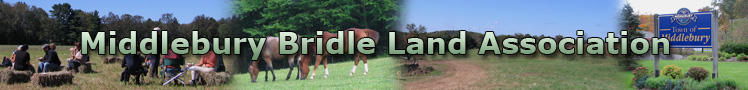 Middlebury Bridle Land Association